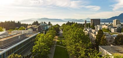 A self-led guided walk of TV shows and Movie filming locations at UBC Vancouver campus.